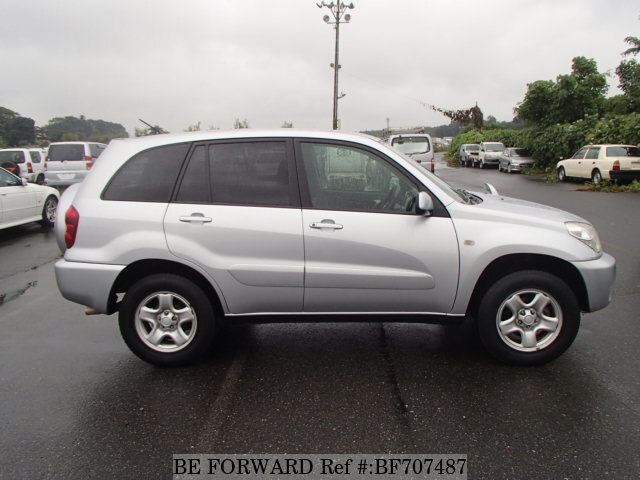 used 2005 toyota rav4 x type limited cba aca21w for sale bf707487 be forward. Black Bedroom Furniture Sets. Home Design Ideas
