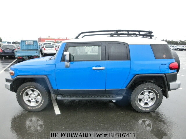 used 2007 toyota fj cruiser for sale bf707417 be forward. Black Bedroom Furniture Sets. Home Design Ideas