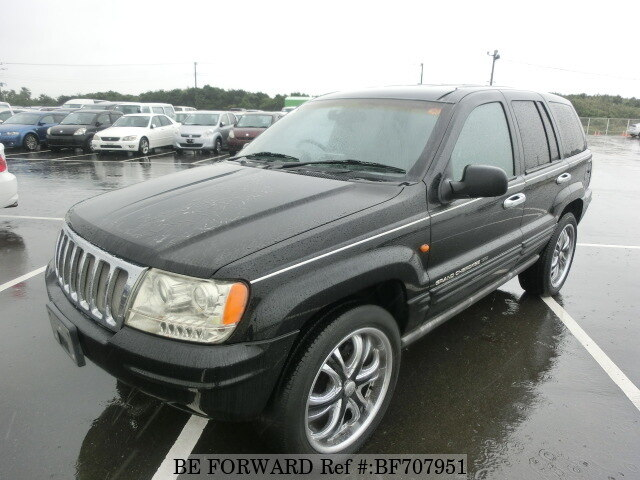 Used 2000 JEEP GRAND CHEROKEE BF707951 For Sale