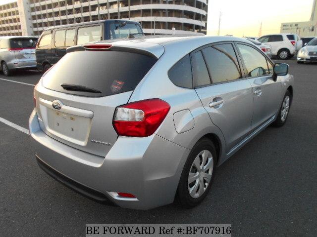 Used 2013 Subaru Impreza Sports 1 6i Dba Gp3 For Sale