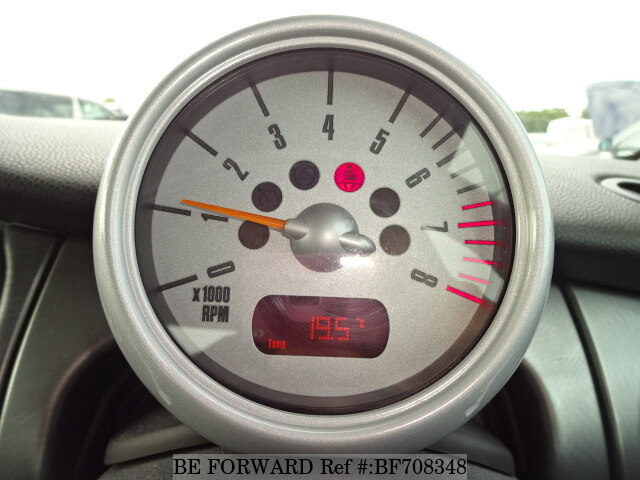 Used 2002 BMW MINI COOPER S/GH-RE16 for Sale BF708348 - BE