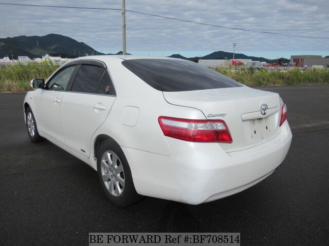 used 2006 toyota camry g dignis edition dba acv40 for sale bf708514 be forward. Black Bedroom Furniture Sets. Home Design Ideas