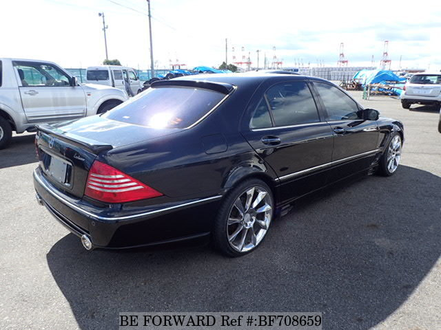 2001 mercedes benz s class 220175 d 39 occasion en for 2001 mercedes benz s500 for sale