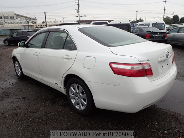 used 2008 toyota camry g dignis edition dba acv40 for sale bf708043 be forward. Black Bedroom Furniture Sets. Home Design Ideas