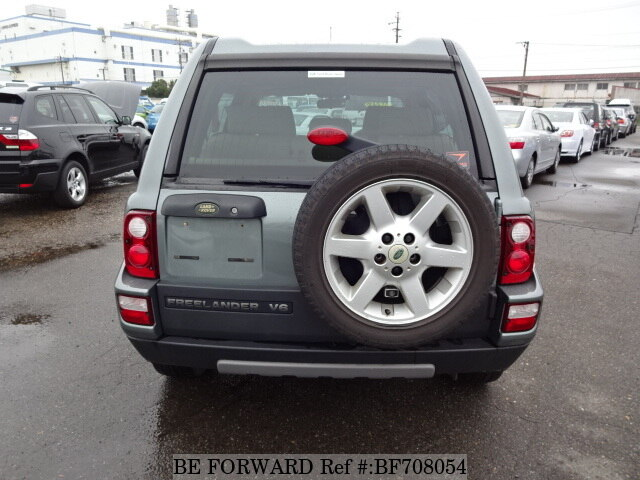 2004 land rover freelander hse gh ln25 d 39 occasion en promotion bf708054 be forward. Black Bedroom Furniture Sets. Home Design Ideas