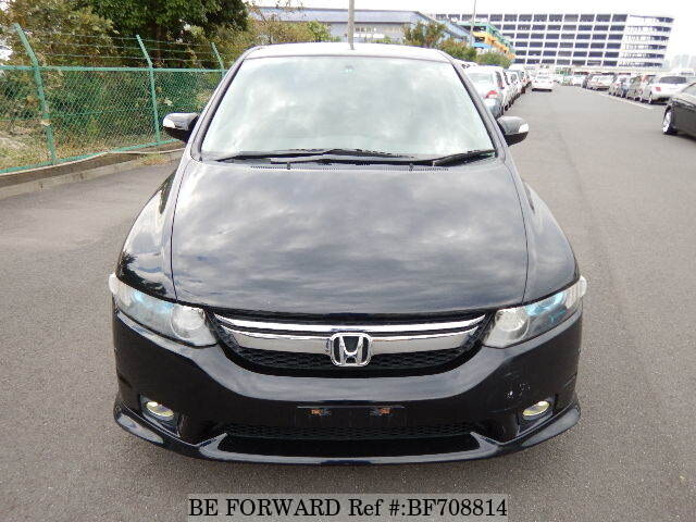 used 2008 honda odyssey m aero hdd navi special edition dba rb1 for sale bf708814 be forward. Black Bedroom Furniture Sets. Home Design Ideas