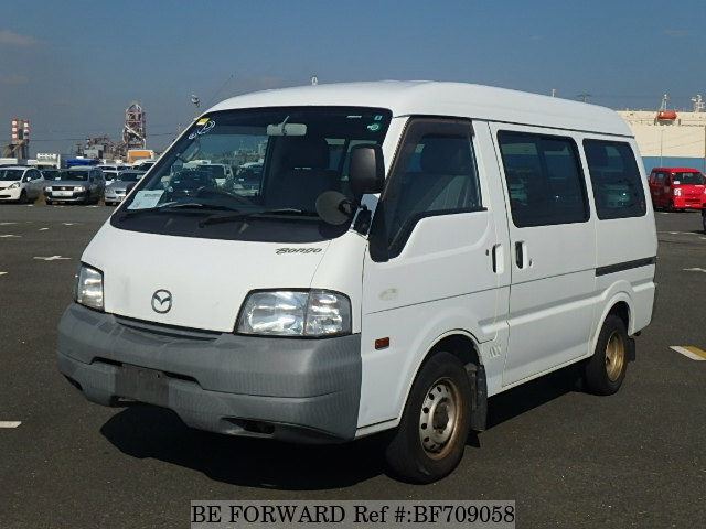 Used 2007 MAZDA BONGO VAN/ADF-SKF2V for Sale BF709058 - BE FORWARD