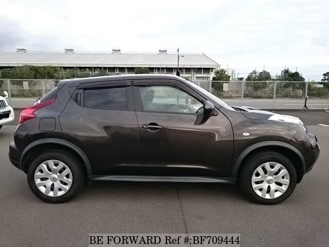 2010 nissan juke 15rx dba yf15 d 39 occasion en promotion. Black Bedroom Furniture Sets. Home Design Ideas