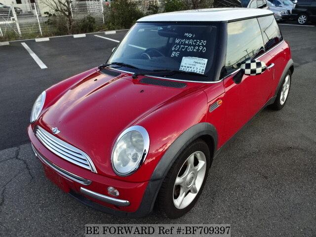 used 2003 bmw mini cooper gh ra16 for sale bf709397 be forward rh beforward jp