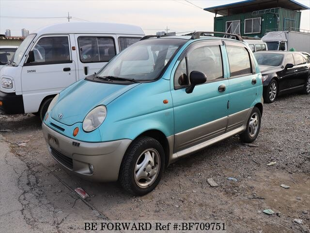 Used 2004 DAEWOO MATIZ for Sale BF709751 - BE FORWARD