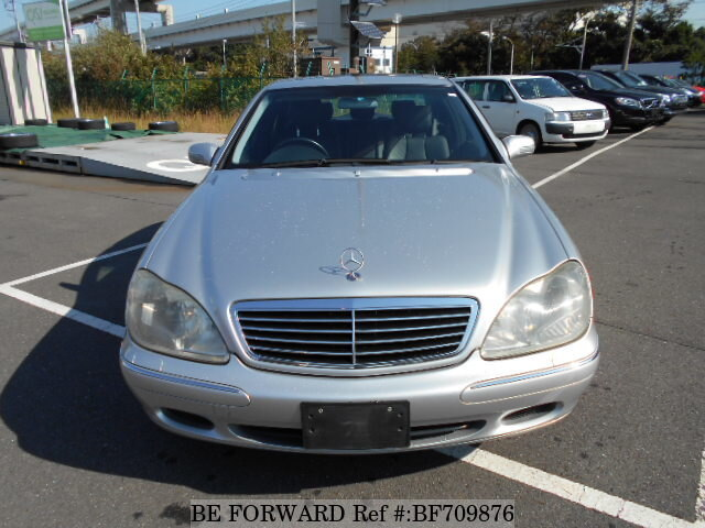 Used 2002 mercedes benz s class s430 gf 220070 for sale for Mercedes benz 2002 s500 for sale