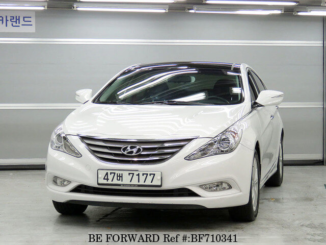used 2012 hyundai sonata yf y20 for sale bf710341 be forward. Black Bedroom Furniture Sets. Home Design Ideas