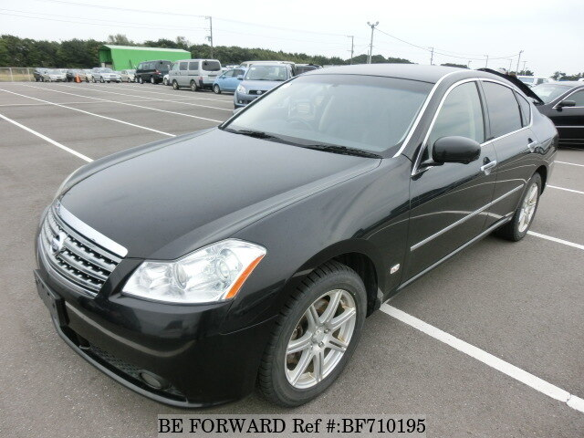 Used 2004 Nissan Fuga 350gt Fourcba Pny50 For Sale Bf710195 Be
