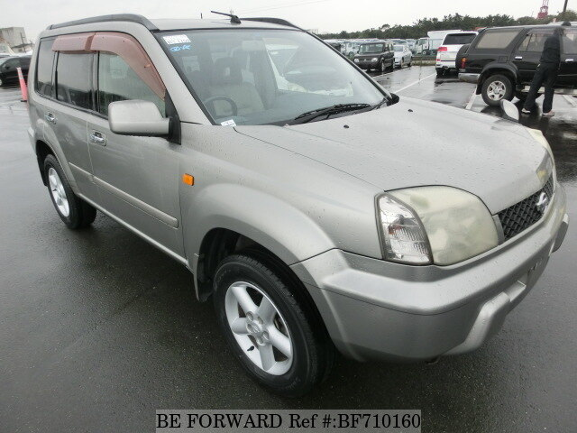 used 2000 nissan x trail x ta nt30 for sale bf710160 be forward. Black Bedroom Furniture Sets. Home Design Ideas