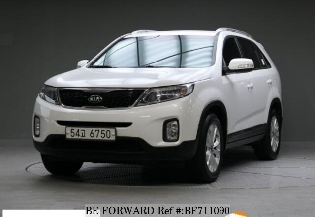 used 2014 kia sorento for sale bf711090 be forward. Black Bedroom Furniture Sets. Home Design Ideas