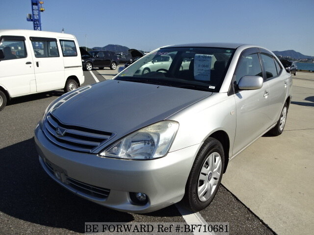 used 2003 toyota allion a18 g package limited ua zzt245 for sale rh beforward jp TV Manual Packet JVC Rear Projection TV Manual 6 183