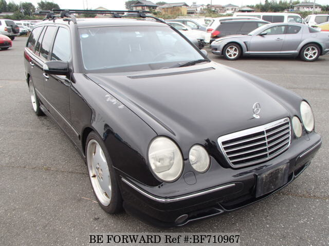 Used 2001 mercedes benz e class e55t amg station wagon gf for 2001 mercedes benz e320 for sale