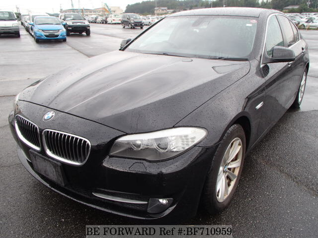 Used 2010 BMW 5 SERIES BF710959 For Sale