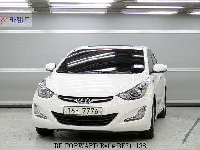 Hyundai avante faq