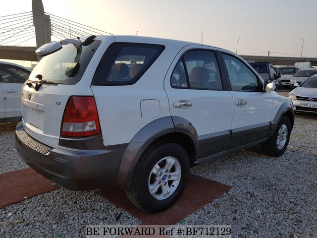 used 2003 kia sorento lx for sale bf712129 be forward. Black Bedroom Furniture Sets. Home Design Ideas