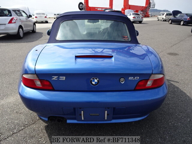 Used 2000 Bmw Z3 2 0 Road Star Gf Cl20 For Sale Bf711348