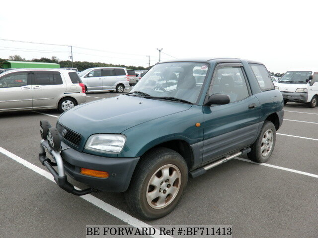 Used 1996 toyota rav4 le sxa10g for sale bf711413 be forward used 1996 toyota rav4 bf711413 for sale sciox Choice Image