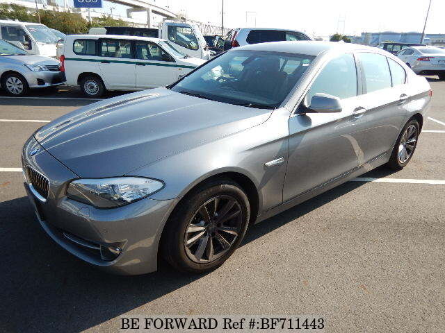 Used 2010 BMW 5 SERIES BF711443 For Sale