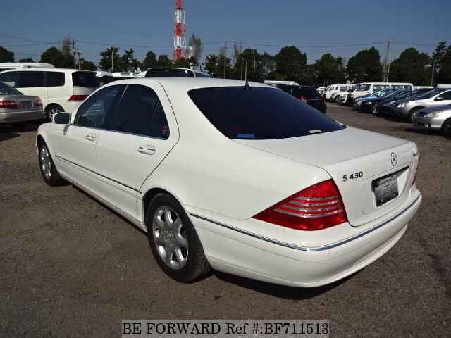 Used 2003 mercedes benz s class s430 4matic gh 220083 for for 2003 mercedes benz s500 for sale