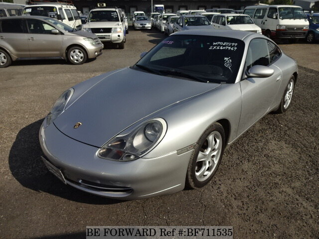 Used 1999 PORSCHE 911 CARRERA FOUR/GF-99668 for Sale BF711535 - BE