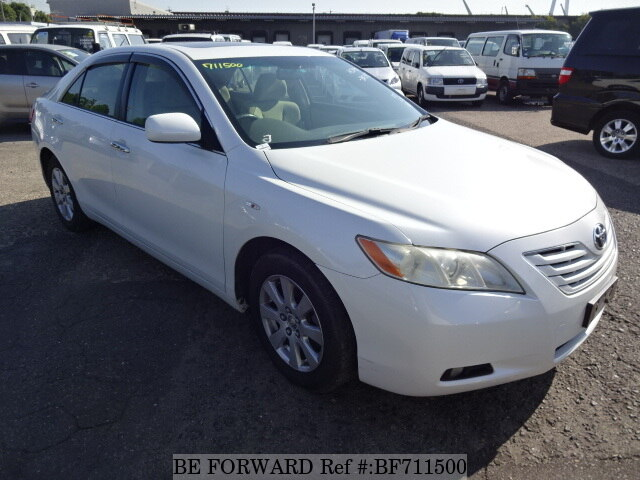 used 2006 toyota camry g limited edition dba acv40 for sale bf711500 be forward. Black Bedroom Furniture Sets. Home Design Ideas