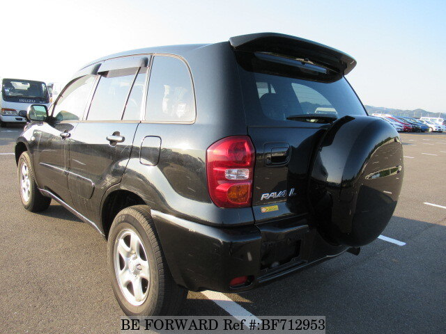 used 2005 toyota rav4 x limited cba zca26w for sale bf712953 be forward. Black Bedroom Furniture Sets. Home Design Ideas