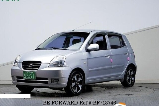 Used 2005 Kia Morning  Picanto  Lx For Sale Bf713746