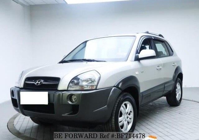 used 2008 hyundai tucson mx for sale bf714478 be forward