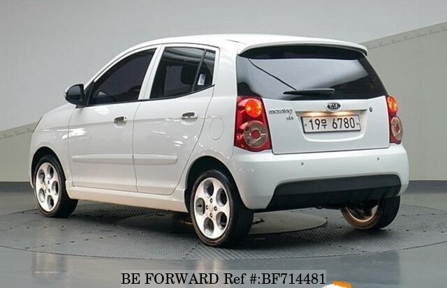 used 2009 kia morning picanto slx for sale bf714481 be forward. Black Bedroom Furniture Sets. Home Design Ideas