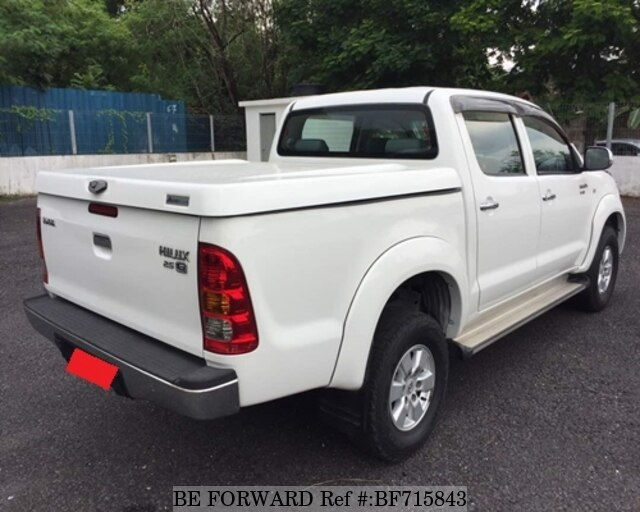 2010 toyota hilux 2 5g double cab kun25r prpsyt d 39 occasion en promotion bf715843 be forward. Black Bedroom Furniture Sets. Home Design Ideas