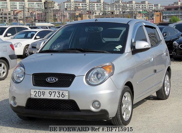 Used 2008 Kia Morning  Picanto  Lx For Sale Bf715915