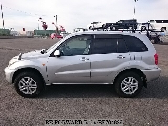used 2001 toyota rav4 l x g package ta zca26w for sale bf704689 be forward. Black Bedroom Furniture Sets. Home Design Ideas