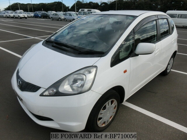 used 2010 honda fit dba ge6 for sale bf710056 be forward