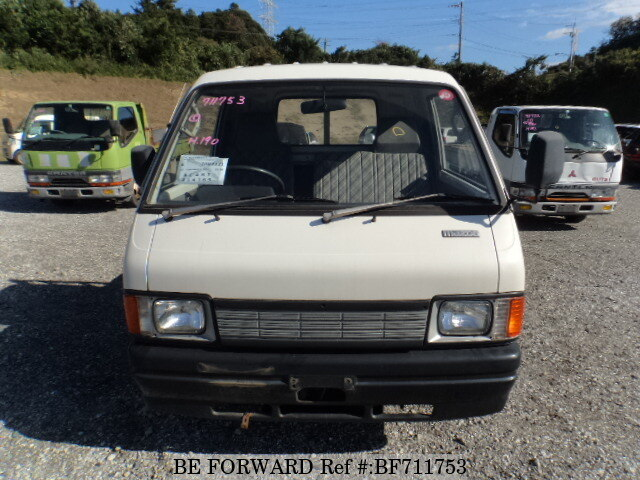 Used 1988 MAZDA BONGO TRUCK/L-SE48T for Sale BF711753 - BE ...