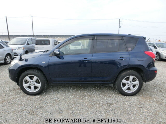 used 2007 toyota rav4 g dba aca36w for sale bf711904 be. Black Bedroom Furniture Sets. Home Design Ideas