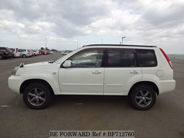 used 2004 nissan x trail ua t30 for sale bf712760 be forward. Black Bedroom Furniture Sets. Home Design Ideas