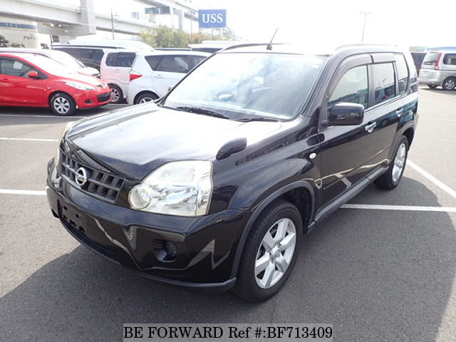 Used 2009 nissan x trail 20xdba t31 for sale bf713409 be forward used 2009 nissan x trail bf713409 for sale fandeluxe Gallery