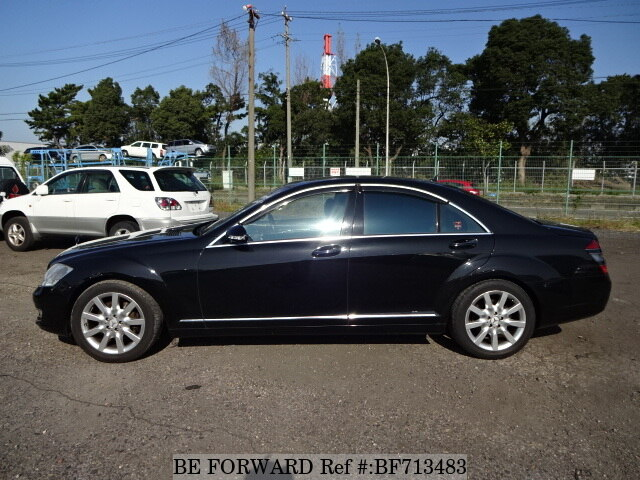 Used 2006 mercedes benz s class s500 dba 221071 for sale for 2006 mercedes benz s500 for sale