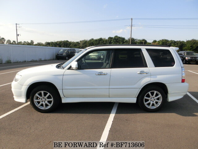 used 2006 subaru forester 2 0xs cba sg5 for sale bf713606 be forward. Black Bedroom Furniture Sets. Home Design Ideas