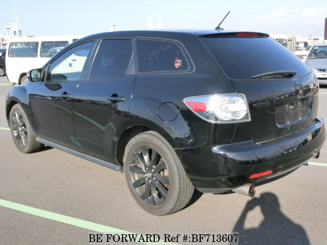 used 2006 mazda cx 7 cba er3p for sale bf713607 be forward. Black Bedroom Furniture Sets. Home Design Ideas
