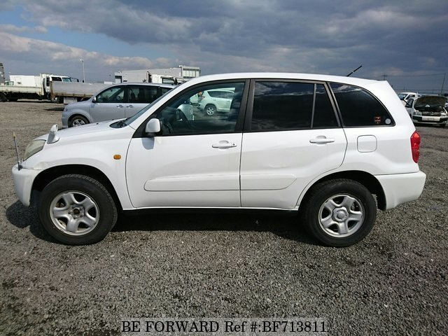 used 2002 toyota rav4 l x ta aca21w for sale bf713811 be forward. Black Bedroom Furniture Sets. Home Design Ideas