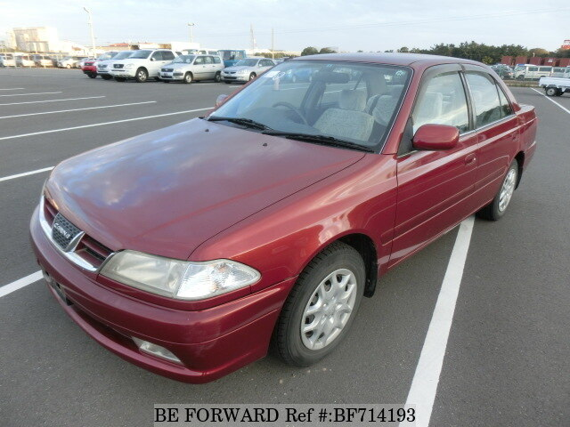 Used 1999 Toyota Carina Ti Myroad Gf At212 For Sale Bf714193 Be
