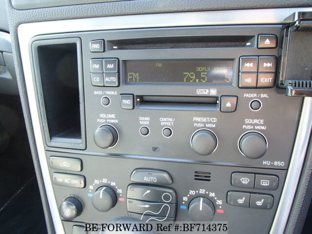 Used 2007 VOLVO S60 2 4 SPORTS/CBA-RB5244 for Sale BF714375