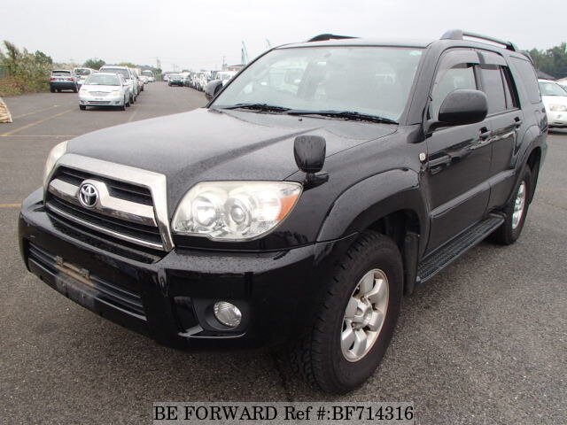 Used 2009 Toyota Hilux Surf Ssr X Limited Cba Trn215w For