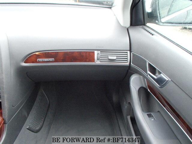 Audi a6 32 fsi quattro 2005 specs